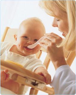 Tableau alimentation bébé