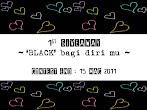 @15 mac : 1st GA Black Bagi Diri Mu