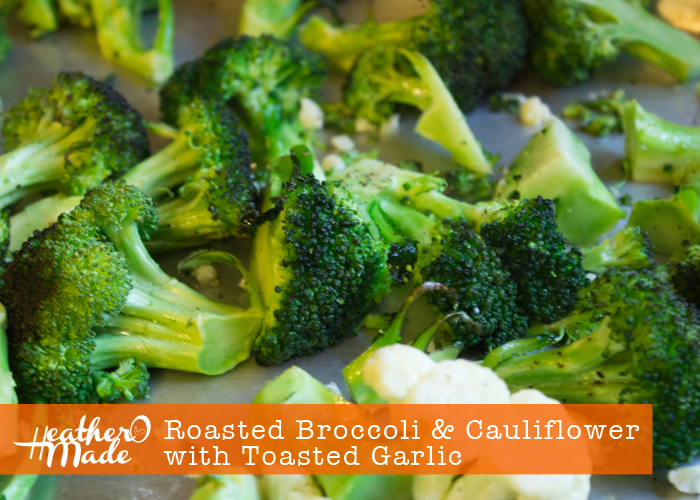 garlic recipes dishmaps roasted broccoli roasted broccoli with garlic ...
