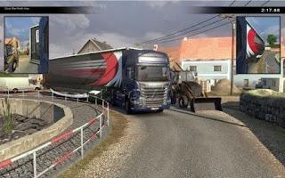 SCANIA truck driving simulator TiNYiSO mediafire download, mediafire pc