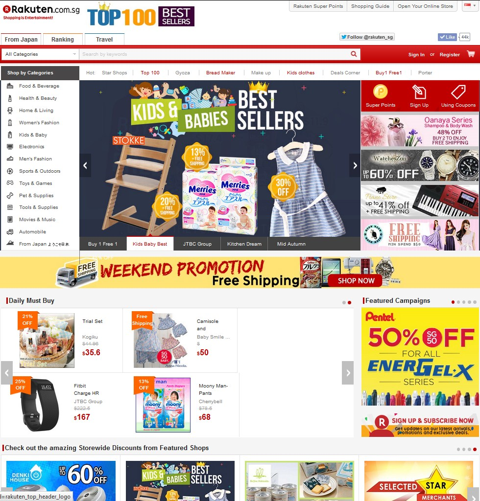 Rakuten coupon code