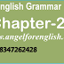 Chapter-26 English Grammar In Gujarati-SIMPLE FUTURE TENSE