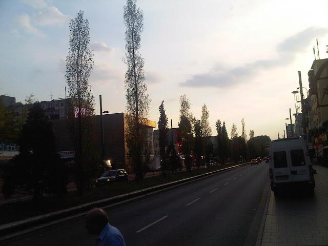 Hamburg - St. Pauli - Kiez - Abendsonne