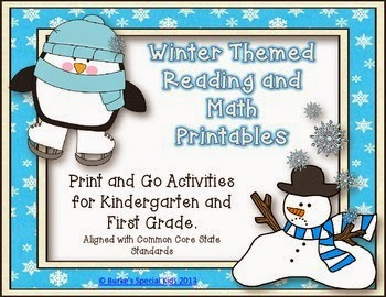 https://www.teacherspayteachers.com/Product/Winter-Printable-Reading-and-Math-for-Kindergarten-and-First-Grade-1021965