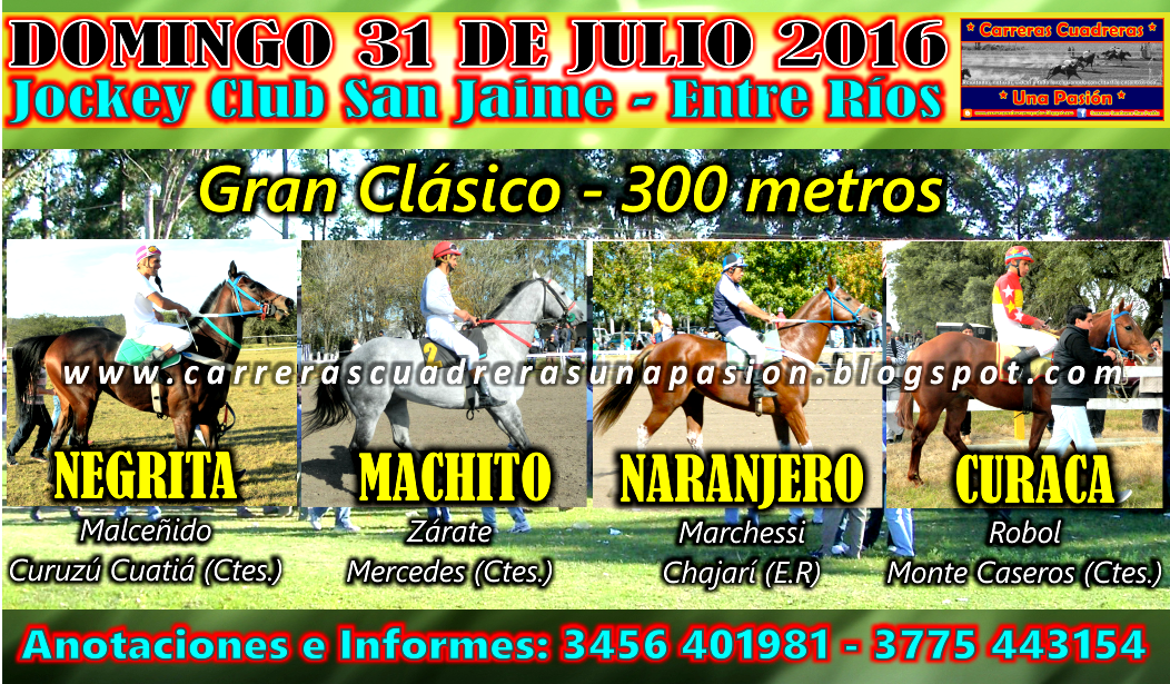 SAN JAIME - CLASICO 300