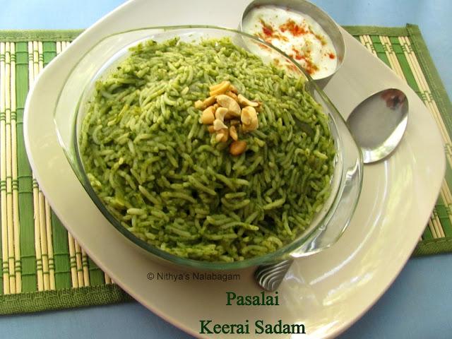 Keerai Sadam