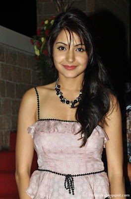 Anushka Sharma Bollywood Newbie
