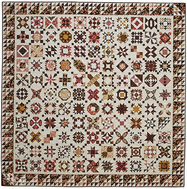 Loyal Union Sampler - my quilt