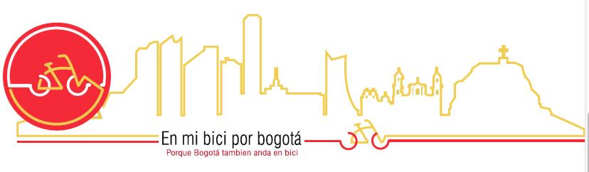 En mi bici por Bogotá