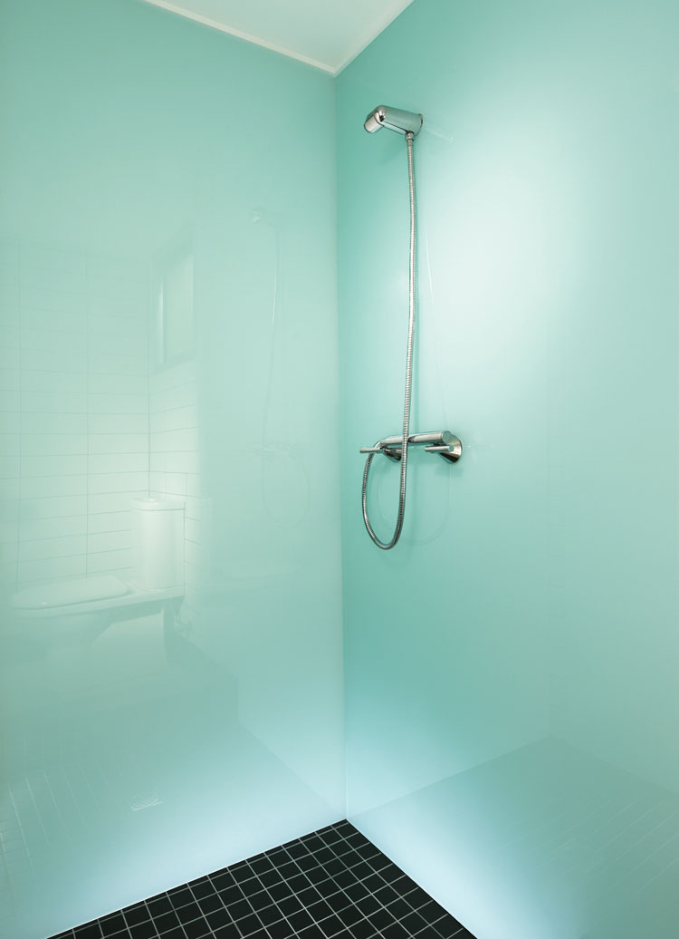 Lustrolite� from Abacus Direct is the easy way to update shower