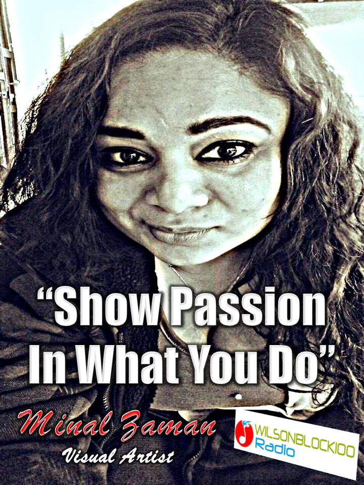 Minal Zaman Interview
