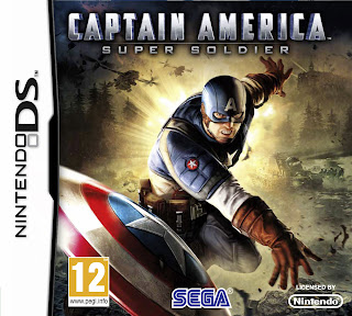 Captain America: Super Soldier [NDS]