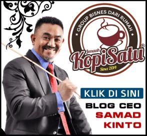 BLOG CEO SAMAD KINTO :