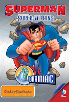 Superman Super-Villains: Brainiac (2013) online y gratis