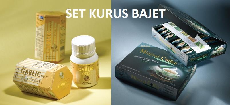 SET KURUS BAJET RM70