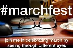 #marchfest linkup