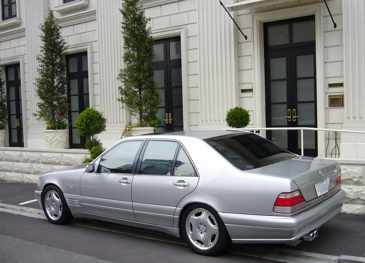 W140 tuning