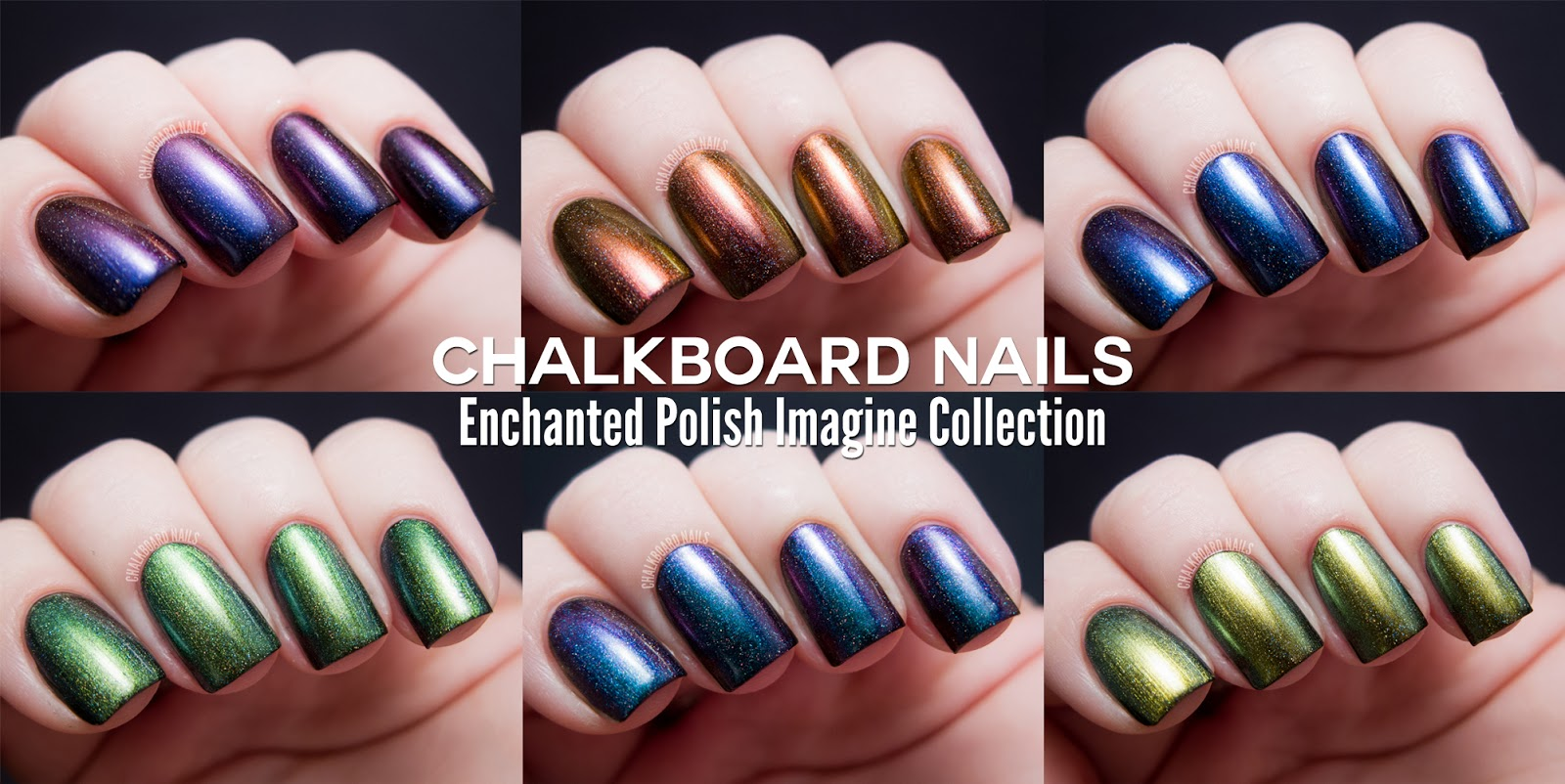 Magnificent How To Nail Art Huge Essie Yellow Nail Polish Solid Chanel Malice Nail Polish New Fashion Nail Art Youthful Nail Art Onalaska Wi OrangeCopper Penny Nail Polish Enchanted Polish Imagine Collection | Chalkboard Nails | Nail Art Blog