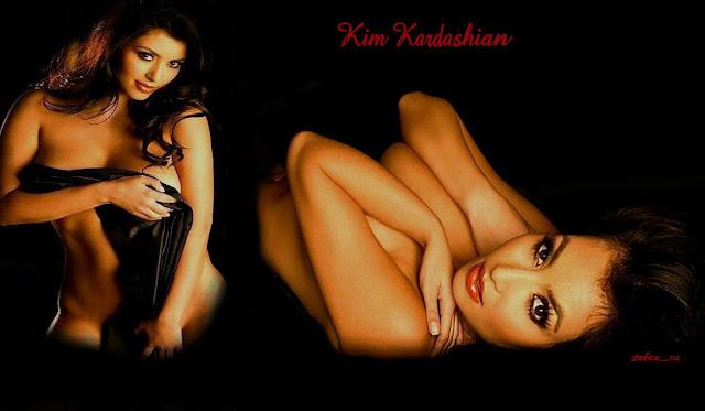 Hot Pictures of Kim Kardashian