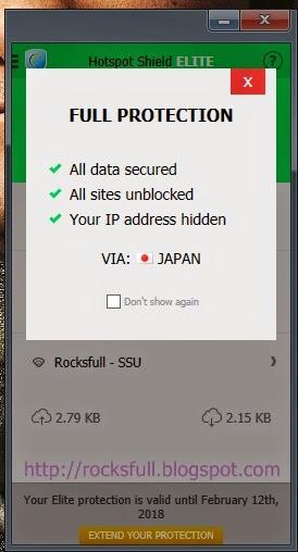 System Info: hotspot shield ELITE 2014 crack 2018