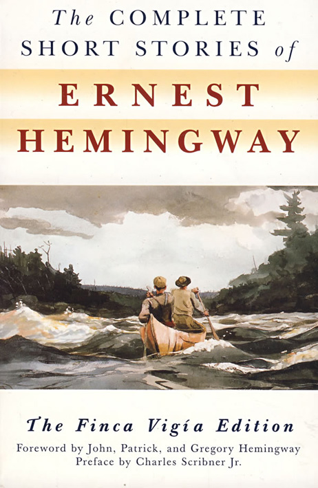 an analysis of old age in a well clean lighted place by ernest hemingway 6 quotes from a clean well lighted place: 'he would lie in the bed and finally, with daylight, he would go to sleep after all, he said to himself, it is.