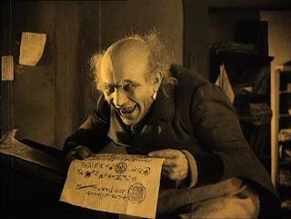 Efectos especiales en Nosferatu. Tonos ocres para interiores y día