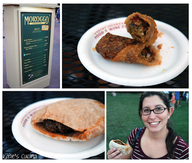 Epcot Food & Wine Fest Morocco