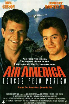 Air America – Loucos Pelo Perigo Dublado Online