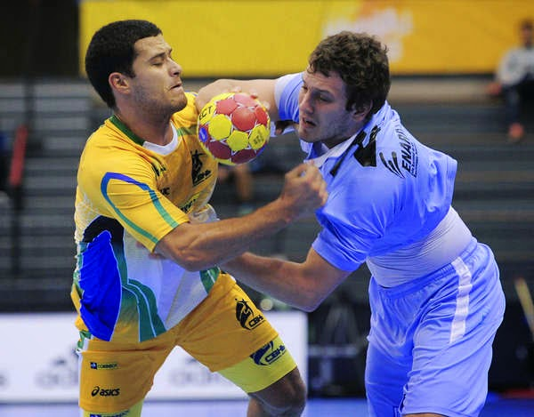 Torneo Internacional en Brasil: BRA-ARG-EGY y ALG | Mundo Handball