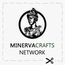 I'm a member of the Minerva Crafts Network!