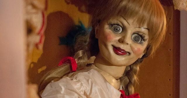 Annabelle doll movie still 2014