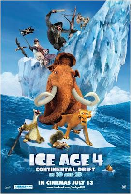 Sinopsis dan Trailer Film Ice Age 4