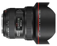 Canon EF11-24mm f/4L USM Lens
