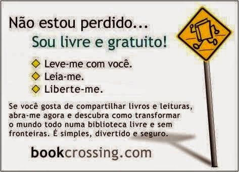 Dia Internacional de BookCrossing: 21 de abril