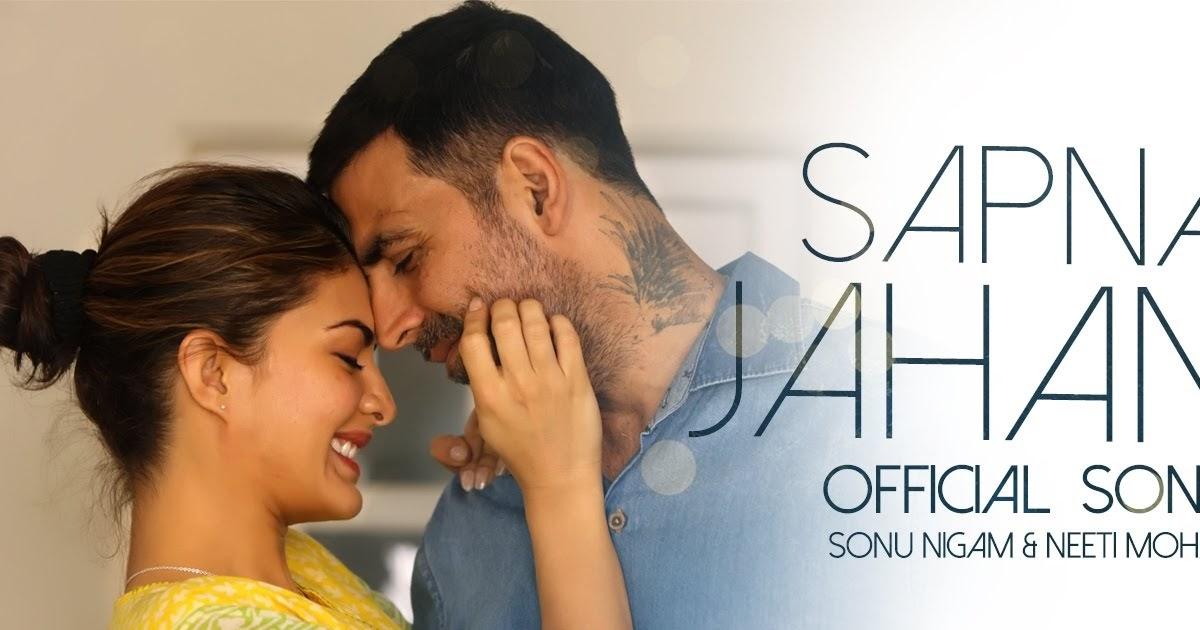 Sapna Jahan Guitar Chords Sonu Nigam, Neeti Mohan - Brothers - TheDeepak.Com