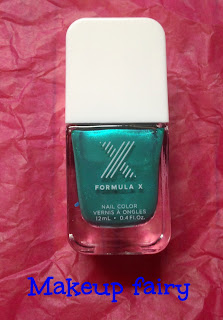 review sephora formula x nail polish