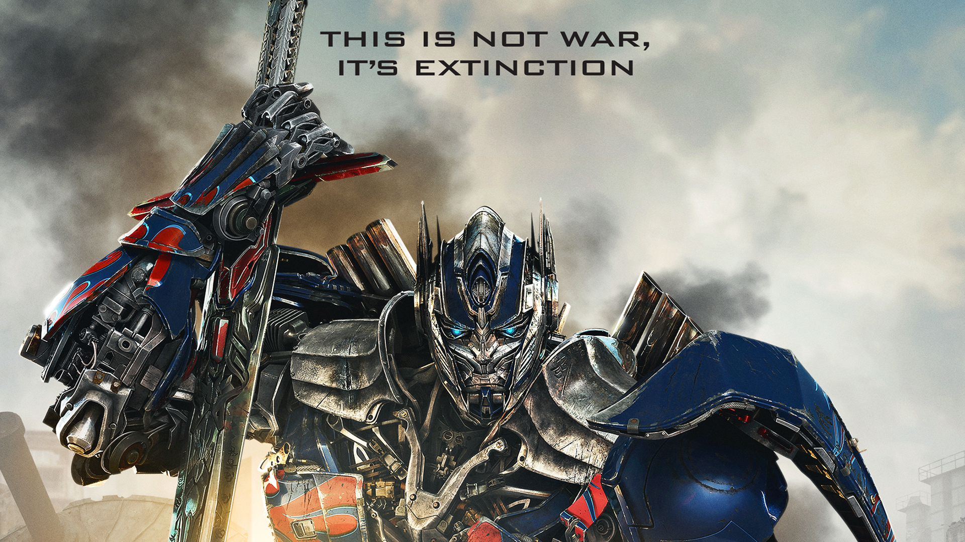 optimus transformers 4 hd wallpaper
