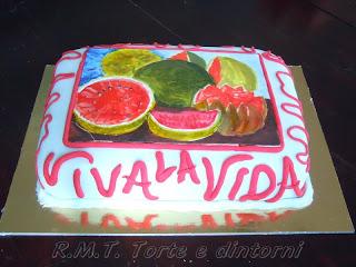 Falso d'autore per estimatori: Viva la vida - Frida Kalo