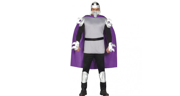 Disfraz Guerrero Ninja (Shredder)