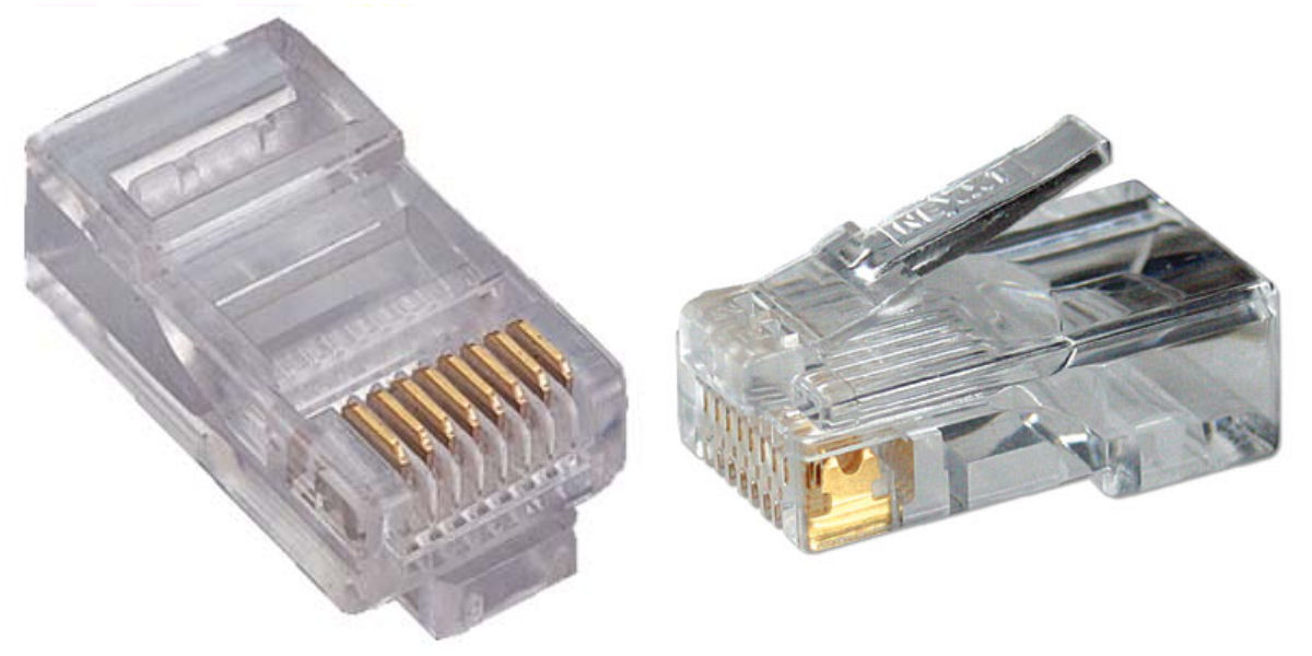 Tech Travails How To Crimp An Rj45 Network Connector