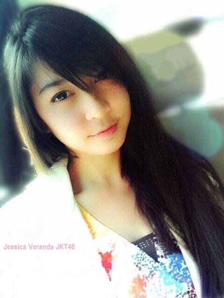 jessica+veranda+Jessica+Veranda-JKT48-cantik+manis-member+personil ...