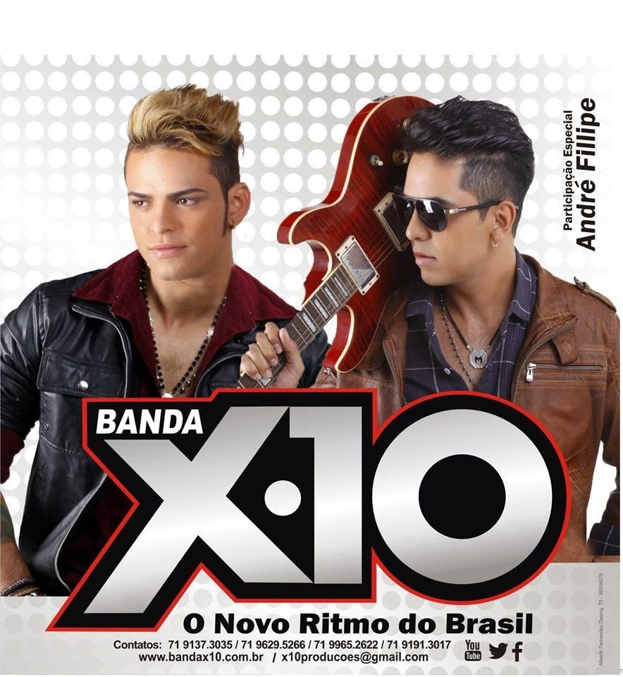 Banda X10 - CD
