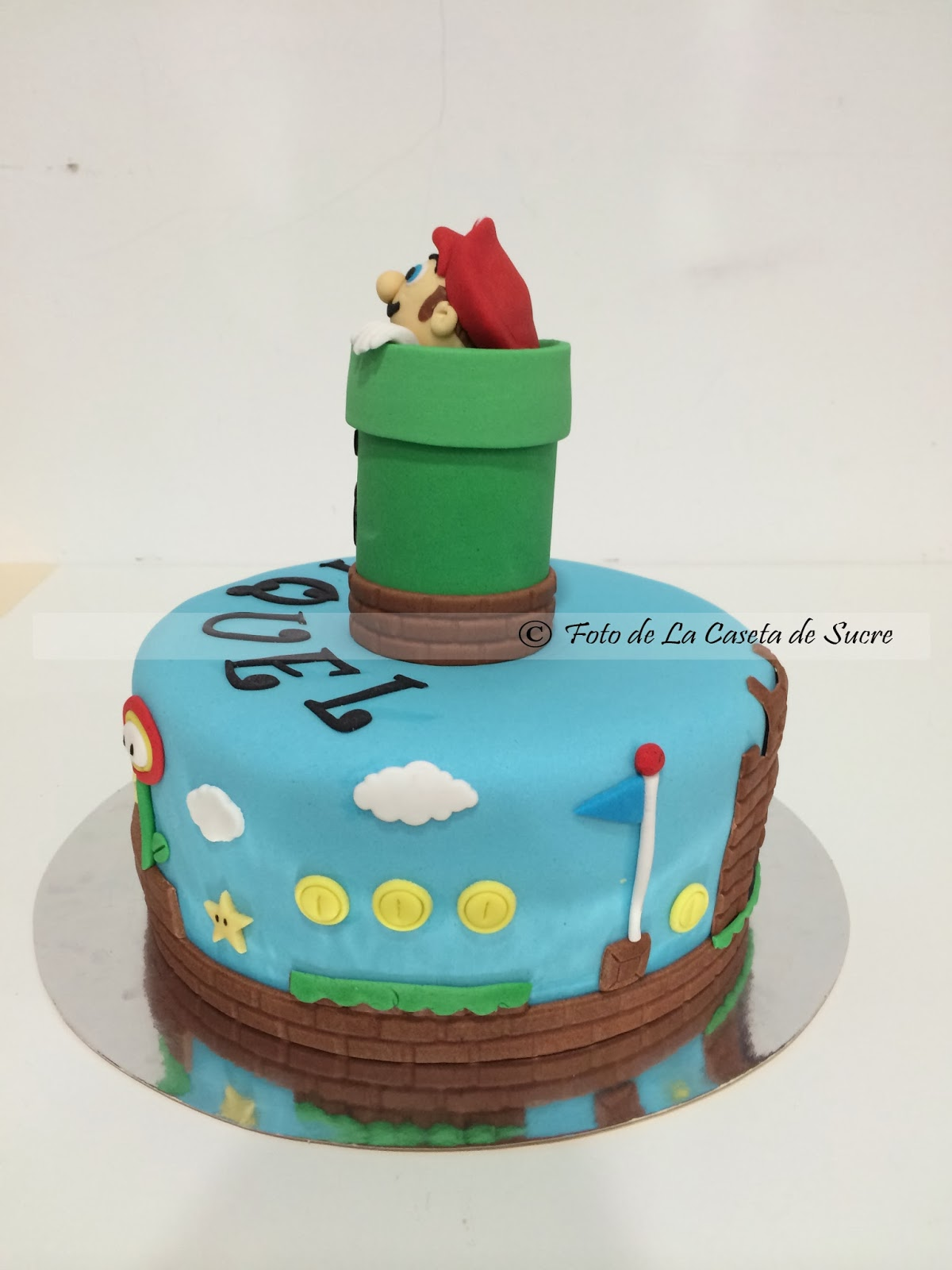 tarta mario bros 1