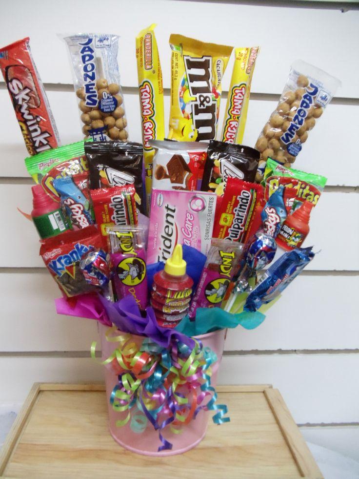 Envio de flores mexico arreglos de dulces y globos for Arreglos de mesa con dulces