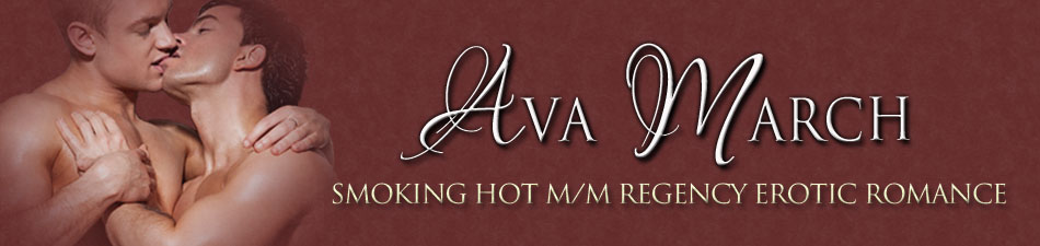 Ava March - M/M Regency Romance