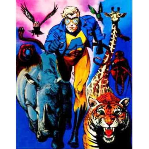 Animal Man cartoon picture 2