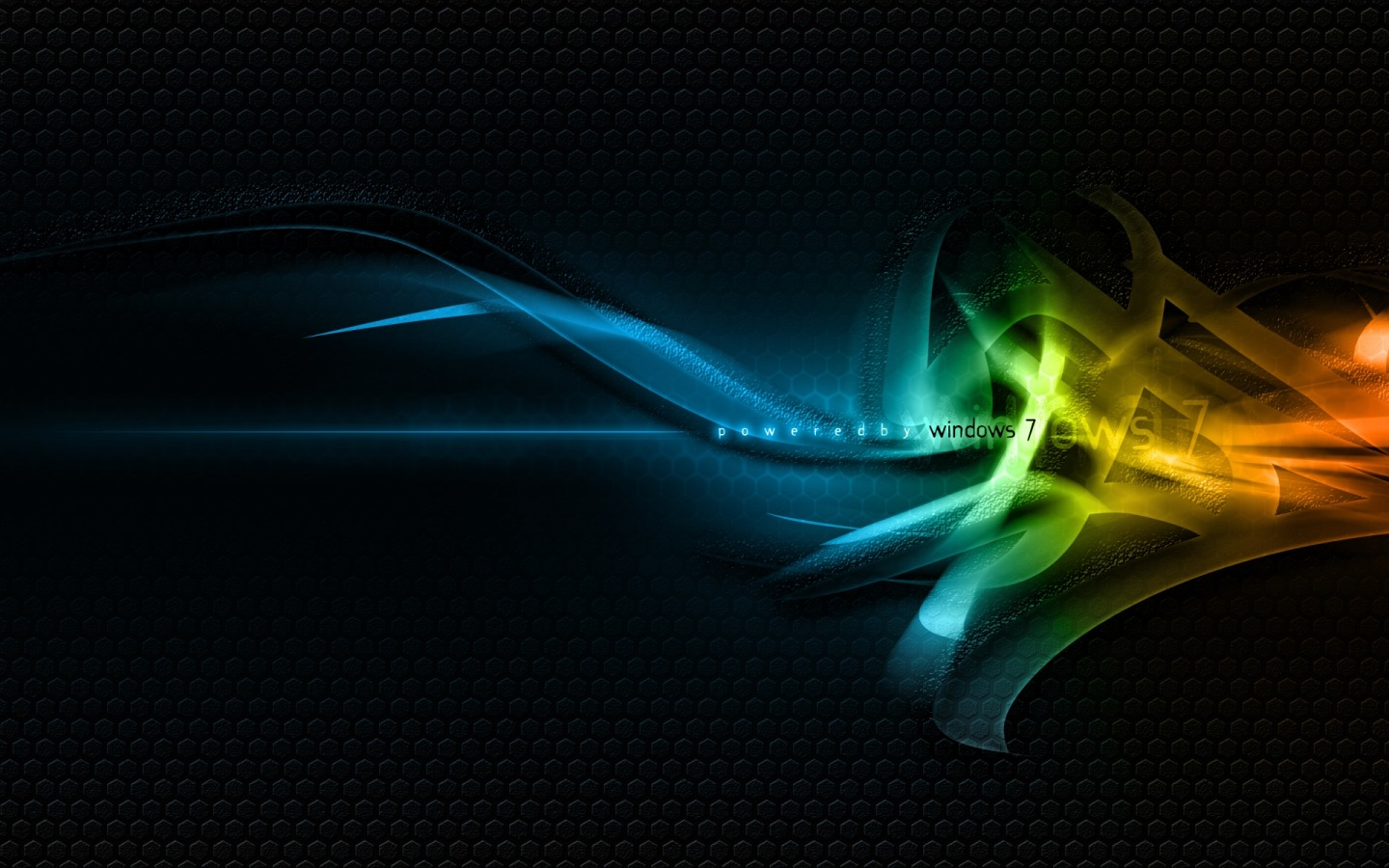 Black Desktop Wallpaper Windows 7