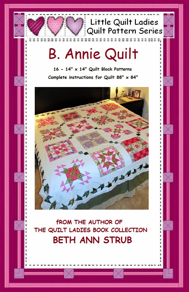 quilt pattern book in eBook form