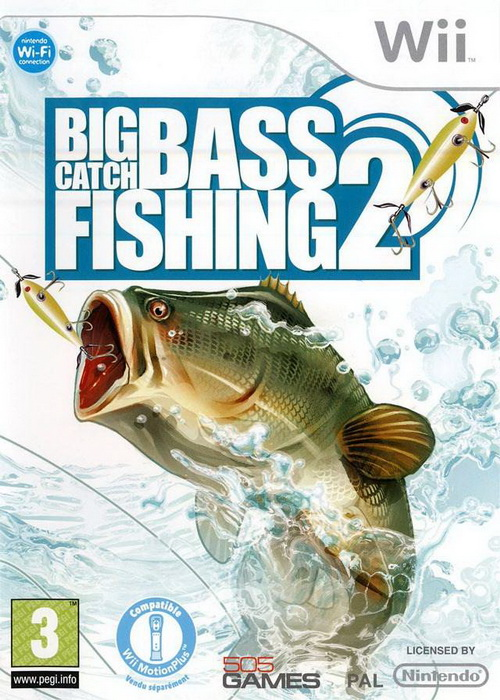 Pc ps1 psp wii pdf jpeg for Wii u fishing game