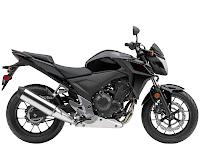 Gambar Motor Honda CB500F ABS 2013 - 1
